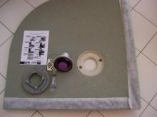 Produktdetails für 1. Unterbauelement auspacken