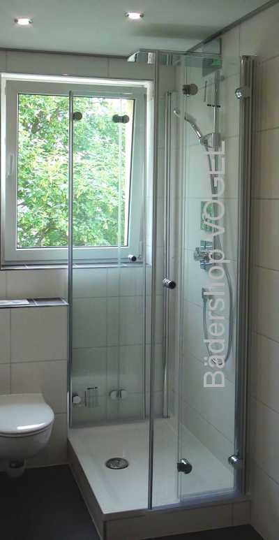 duschabtrennung in u form 6 teilig mit drehfaltt ren ma anfertigung esg duschkabine in u form. Black Bedroom Furniture Sets. Home Design Ideas