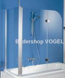 badewannenaufsatz ist eine duschabtrennung f r ihre badewanne badewannenfaltwand oder. Black Bedroom Furniture Sets. Home Design Ideas