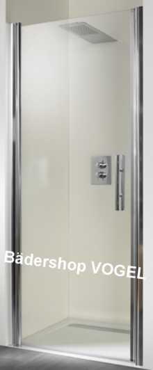 Duschwand Drehtür für Nischenbreite bis 120 cm anzeigen