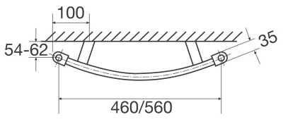 r hren badheizk rper round b 600 x h 1775 wei. Black Bedroom Furniture Sets. Home Design Ideas