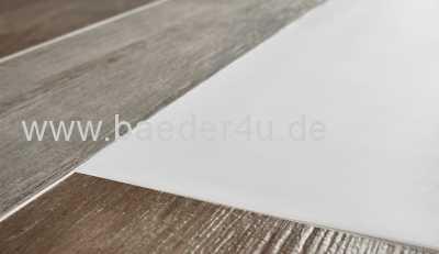 Acryl duschwanne mit fast planer oberfl che mit integriertem tragegestell - Ubergang wand decke acryl ...