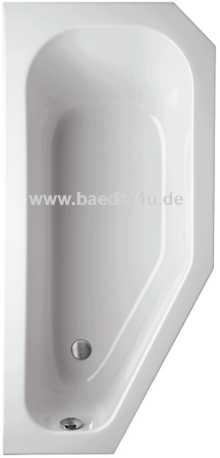 Badewanne BURSEA 160 x 75